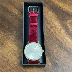 NWT Avon Festive Holiday Watch